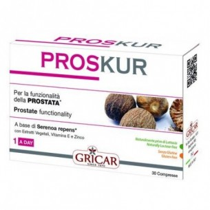 proskur - urinary tract supplement 30 tablets