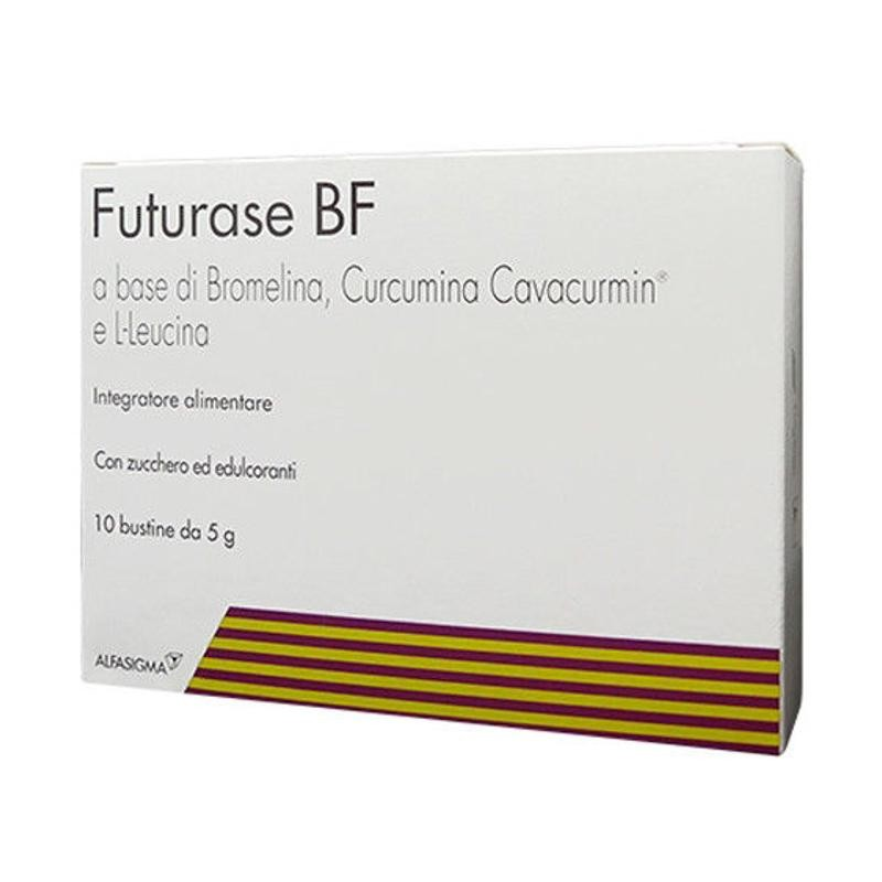 ALFASIGMA - futurase bf - joint supplement 10 packets x 5 g