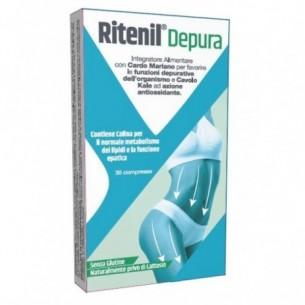 Ritenil Depura Liver Health Supplement - 30 Tablets