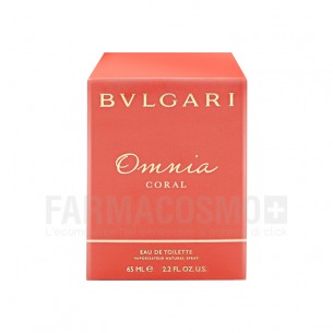 Omnia Coral - Eau De Toilette For Women spray 65 Ml