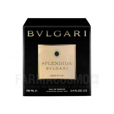 Bulgari - Splendida Iris d'Or - Eau de Parfum for Women Spray 100 ml