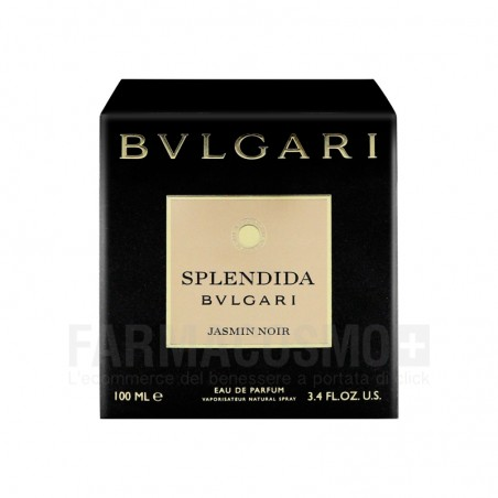 Bulgari - Splendida Jasmin Noir - Eau de Parfum for Women Spray 100 ml
