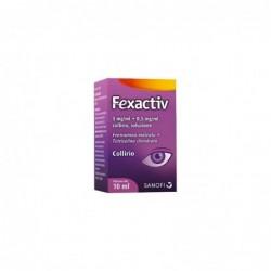 Fexactiv eye drops 10 ml