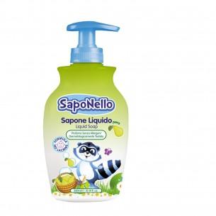 Saponello Moisturizing Liquid Soap 300 Ml