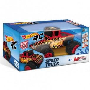 Hot  wheels Speed Truck remotely controlled