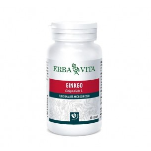 Ginko - Microcirculation Supplement 60 Capsule