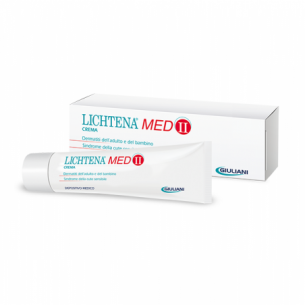 lichtena med II dermatitis cream 50 ml