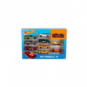 Hot wheels 10 Car pack assorted models