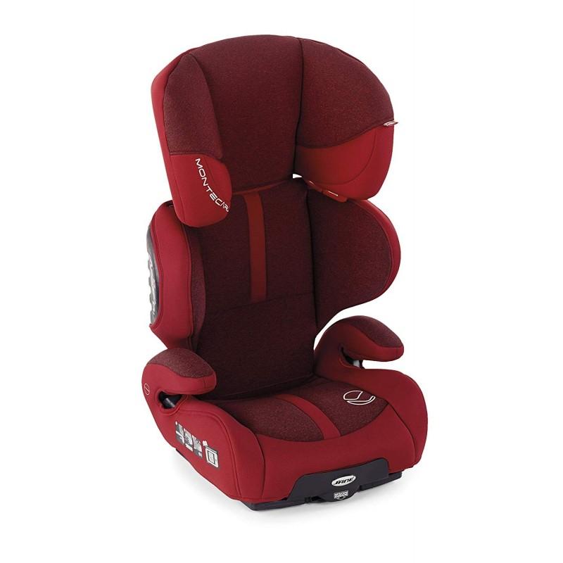 JANE - Montecarlo R1 - Car Seat Group 2/3 Red Being