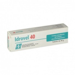 idrovel 40 - urea based cream for calloused skin 40 ml