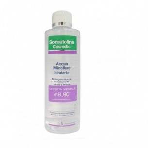 moisurizing micellar water 200 ml - special offer
