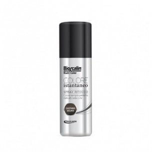 nutricolor spray ritocco - instant color dark brown75 ml