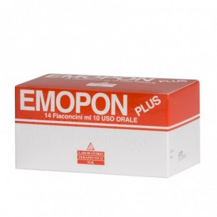 Emopon Plus - food Supplement 14 vials