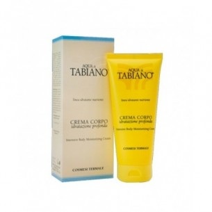 Aqua di tabiano - deep moisturizing body cream 200 ml