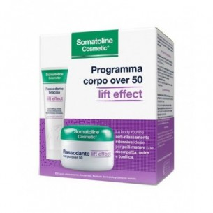 Cosmetic lift effect body firming over 50 + arms firming