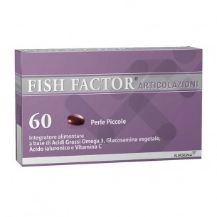 fish-factor dietary supplement for joints 60 pearls