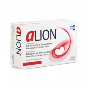 Alion - Heart Health Supplement 60 soft capsules