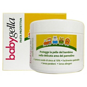 Protective Paste With Sweet Almond Oil And Oxide Zinc Pot 150 Ml
