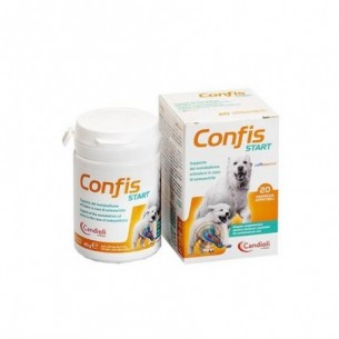 Start Confis 20 tablets - dietary feed supplement for dogs