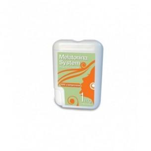 melatonina system - sleep supplement 300 tablets