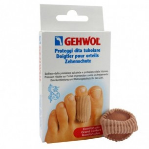2 finger protections size medium