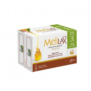 Melilax 9+3 adoult microclisms for constipation treatment