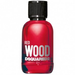 Red Wood eau de toilette for women 100 ml vapo