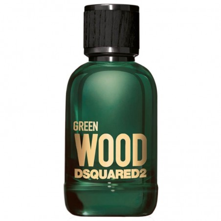 DSQUARED2 - Green Wood eau de toilette for men 50 ml spray