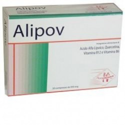 Supplement Alipov For The Neuropathy 20 Tablets