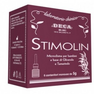 Stimolin - treatment of constipation  6 micro-enemas
