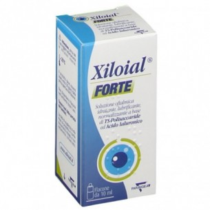 Xiloial Forte - hydrating ophthalmic solution 10 Ml