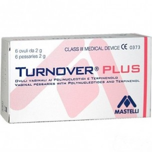 Turnover Plus - 6 Vaginal Ovules