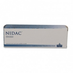 Nidac - metal sensitive skin cream 75 ml