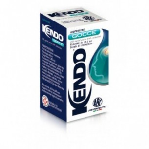 Kendo - analgesic medication 15,5 ml drops