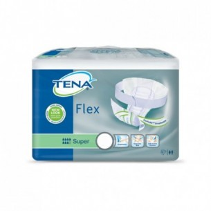 Flex Super - 30 diapers with Large belt