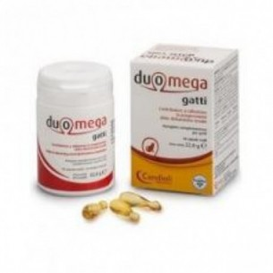 Duomega cani - complementary cat food 30 capsules