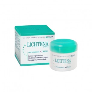 Face Cream Lichtena Moisturizer For Sensitive And Irritable Skin 100 Ml
