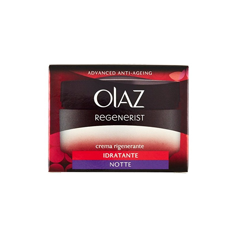 Olaz - Moisturizer For The Face Treatment Minilifting Regenerist Night50Ml