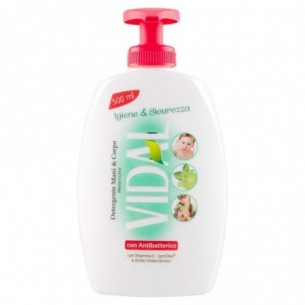 Igiene & sicurezza - Hand and body cleanser with antibacterial 500 ml