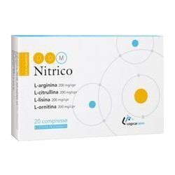 Supplement Ddm Nitrico Homeopathic 20 Tablets