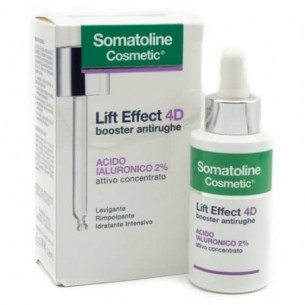 cosmetic lift effect 4d booster 30 ml - special offer