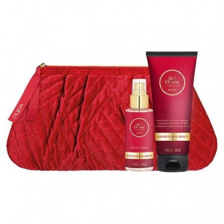 Pupa - Kit Red Queen 2 n.003 Sophisticated fruity