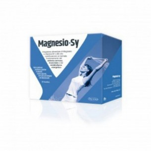 Magnesio-Sy - Nervous system supplement 20 Sachets