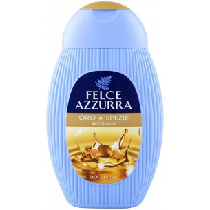 Gold and Spice Silky - Shower Gel 250 ml