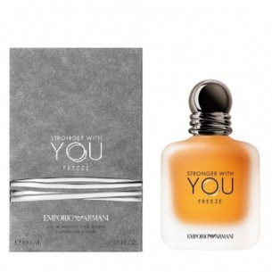 Stronger with You Freeze - eau de toilette for men 100 ml spray