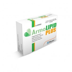 Armolipid Plus - Supplement to reduce cholesterol 30 Tablets European package