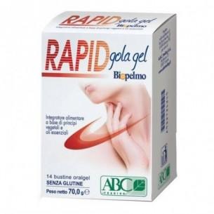 Rapid Golagel Biopelmo - throat supplement 14 sachets
