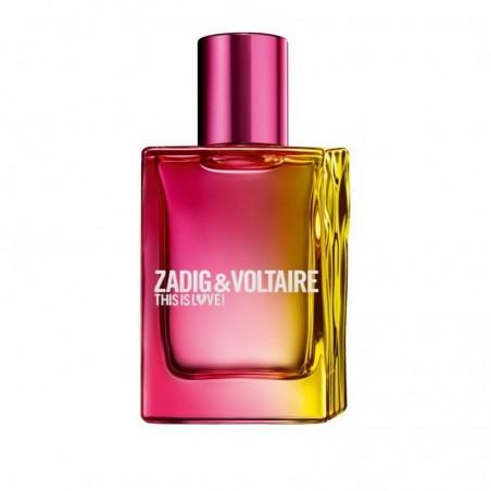 Zadig & Voltaire - This Is Love - Eau de Toilette For Women 50 ml Spray