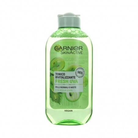 GARNIER - Revitalizing Tonic Purifying Normal Or Mixed Skins Fresh Essential 200Ml