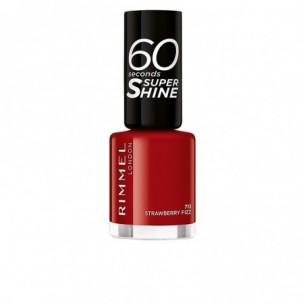 60 Seconds Super Shine - Nail Polish N.713 Strawberry fizz